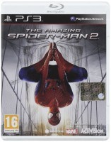 amazing spider man 2 ps3 cover