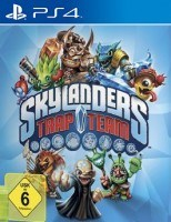 Skylanders: Trap Team Cover PS4