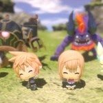 Colleziona, alleva e fai combattere per la prima volta mostri leggendari in World of Final Fantasy 2