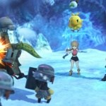 Colleziona, alleva e fai combattere per la prima volta mostri leggendari in World of Final Fantasy 3