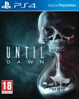 Until Dawn PS4 cover