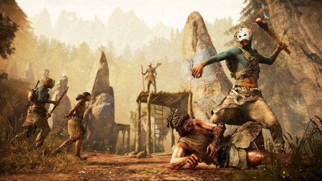Evita l'estinzione in Far Cry Primal 4