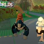 LEGO Worlds - Multiplayer Trailer 1