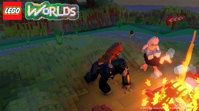 LEGO Worlds - Multiplayer Trailer 2