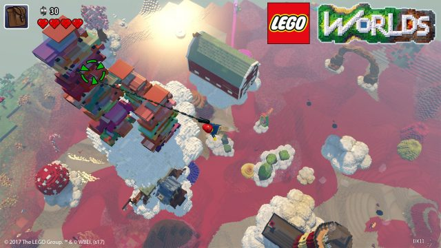 LEGO Worlds - Multiplayer Trailer 5