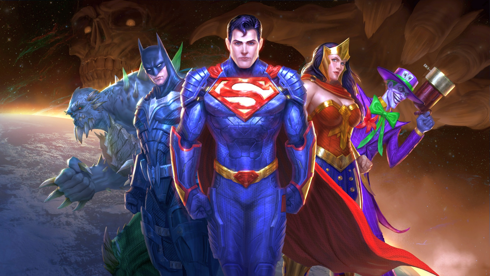 Annunciato DC Legends per iOS e Android (Trailer e preregistrazione al New York Comic Con)