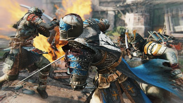 La Closed Beta di For Honor sarà disponibile dal 26 al 29 gennaio