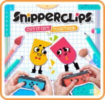 Snipperclips (Switch)
