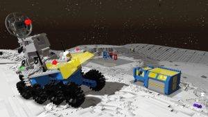 "LEGO Worlds pacchetto DLC ""Classic Space"" e uscita Switch 1"