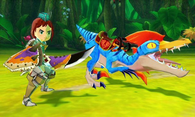 Torniamo a caccia di bestie con Monster Hunter Stories 2
