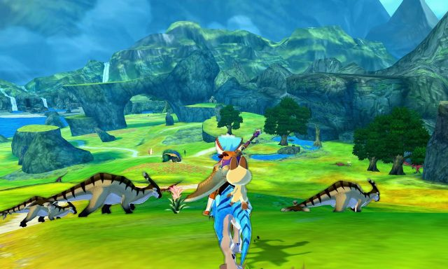 Torniamo a caccia di bestie con Monster Hunter Stories