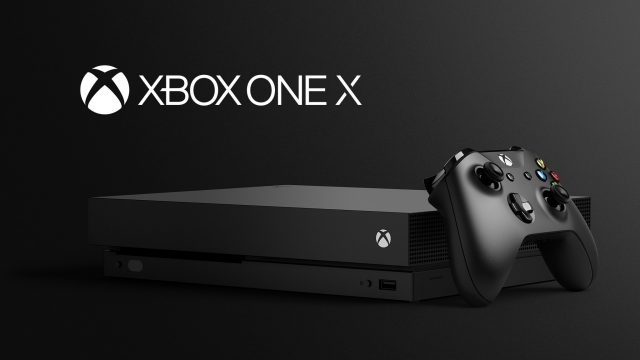 Xbox One X sbarca in Italia alla Milan Games Week 2017