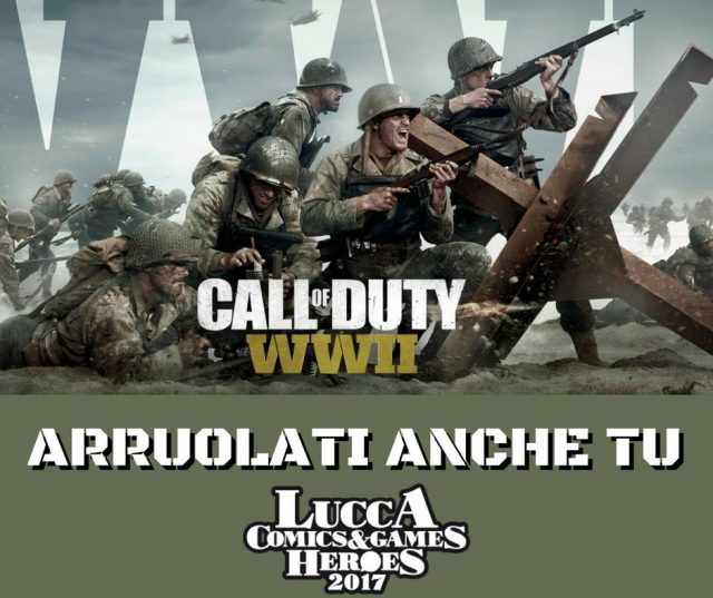 Call of Duty: WWII - Arruolamento