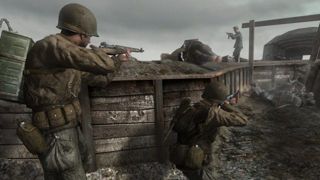 Call of Duty: WWII - Back to the roots!