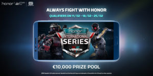 "Gameloft e HONOR annunciano ""Modern Combat Versus HONOR International Series"" in partnership con ESL 1"