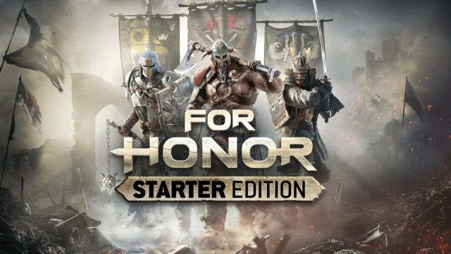 La For Honor® Starter Edition è disponibile