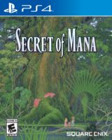 Secret of Mana (2018) (PS4)