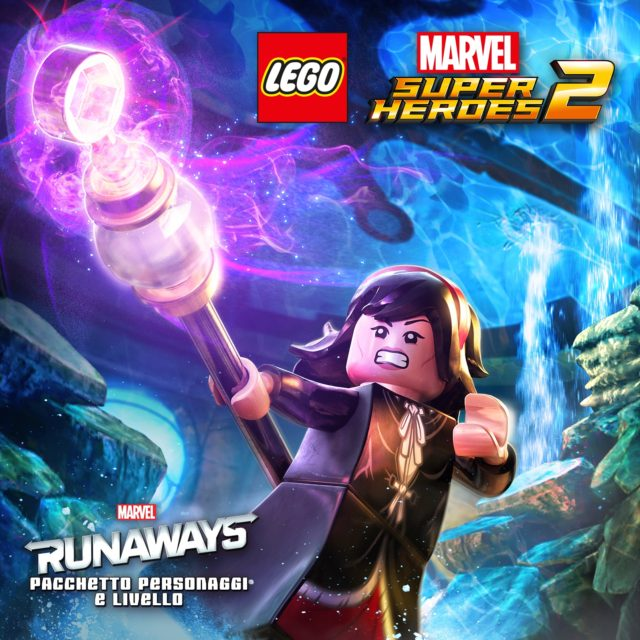 "Nuovo pacchetto DLC ""Runaways"" di LEGO® Marvel Super Heroes 2"